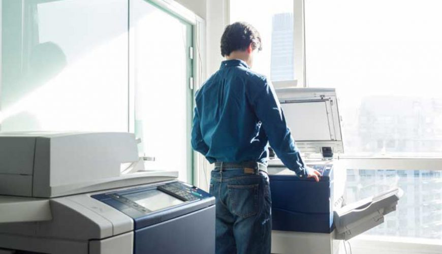 What to test before buying photocopiers